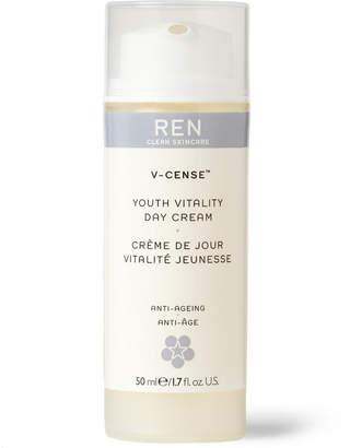 Ren Skincare Youth Vitality Day Cream, 50ml