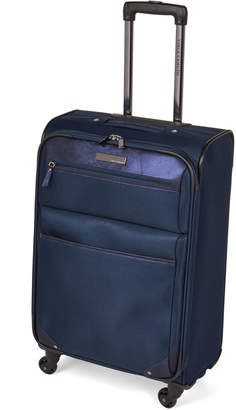 """Vince Camuto 28"""" Navy Courtnee Upright Spinner"""
