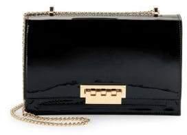 Zac Posen Patent Leather Shoulder Bag