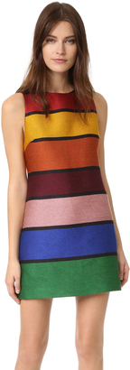 alice + olivia Clyde Shift Dress $295 thestylecure.com