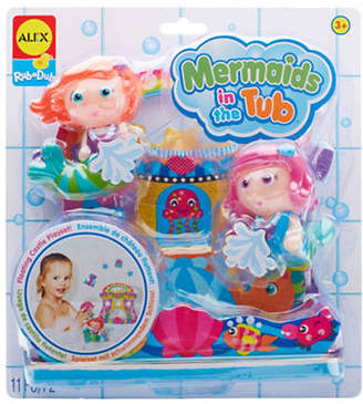Alex Mermaids in the Tub 11-Piece Toy Set