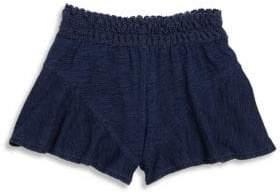 Splendid Toddler's, Little Girl's,& Girl's Jersey Shorts