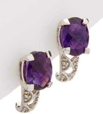 Effy Fine Jewelry 14K 2.23 Ct. Tw. Amethyst Earrings