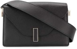 Valextra twist lock shoulder bag