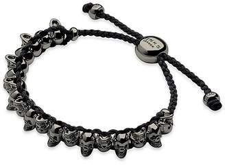 Links of London Skull Friendship Bracelet