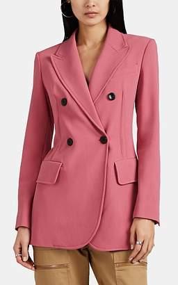 Derek Lam Women's Cady Double-Breasted Blazer - Pink