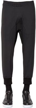 Mini Pinstripe Tech Wool Gabardine Pants $464 thestylecure.com