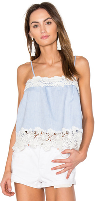 BLANKNYC Lace Cami $88 thestylecure.com