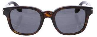 Givenchy Tortoiseshell Square Sunglasses