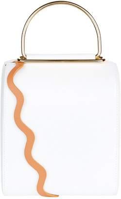 Roksanda Leather Besa Top Handle Bag