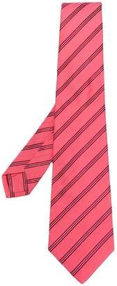Kiton striped tie