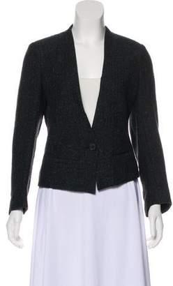 Etoile Isabel Marant Tweed Structured Jacket