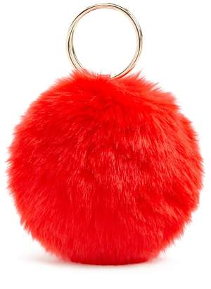 Forever 21 Faux Fur Handbag