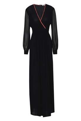Libelula Long Stanley Dress Navy