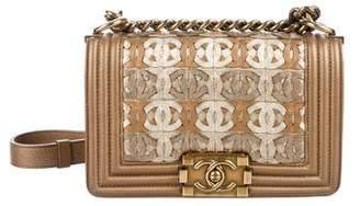 Chanel Paris-Dubai Small Boy Bag