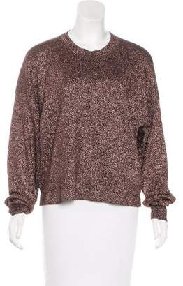 Isabel Marant Metallic Knit Sweater w/ Tags