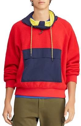 Polo Ralph Lauren Hi Tech Color-Block Hooded Sweatshirt
