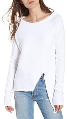 Frank And Eileen Asymmetric Sweatshirt