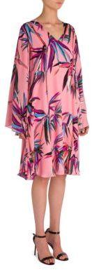 Emilio Pucci Silk Caftan Dress $2,790 thestylecure.com