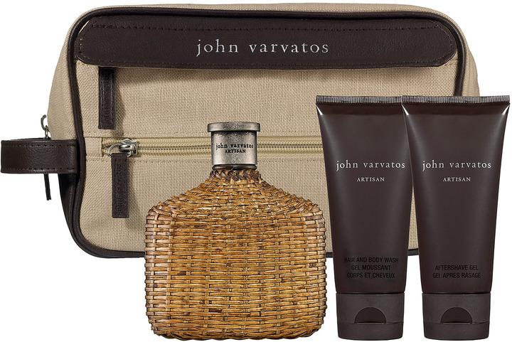John Varvatos Artisan Gift Set