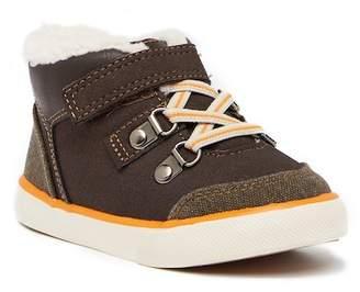Dr. Scholl's Oran Faux Fur Lined Hi Top Sneaker (Baby, Toddler, & Little Kid)