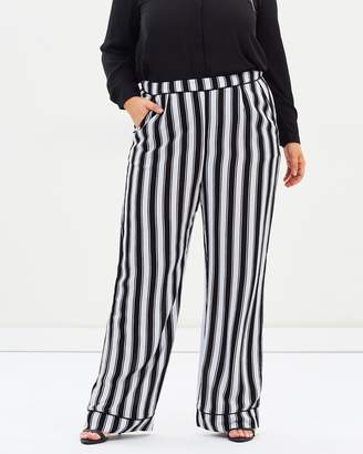 Tiffany & Co. ICONIC EXCLUSIVE Stripe Pants
