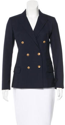 Boy. by Band of Outsiders Wool Double-Breasted Blazer $125 thestylecure.com