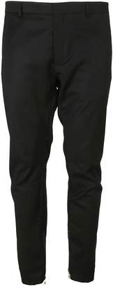 Lanvin Zipped Cuffs Trousers