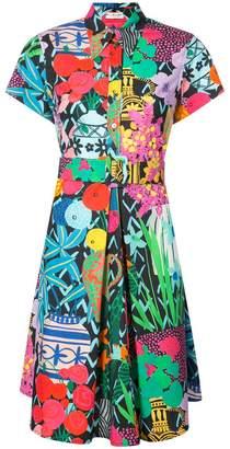 Ungaro printed dress
