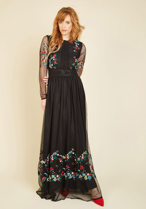 Adore Your Aura Maxi Dress in 6 (UK) $149.99 thestylecure.com