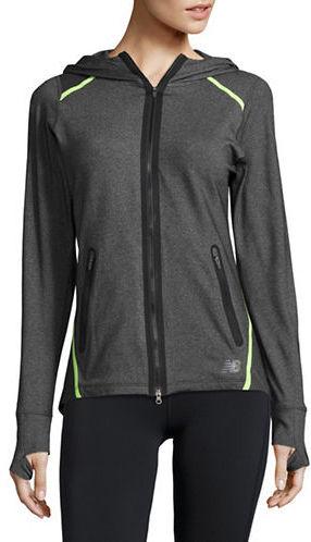 New BalanceNew Balance Fleece-Lined Lightweight Track Jacket