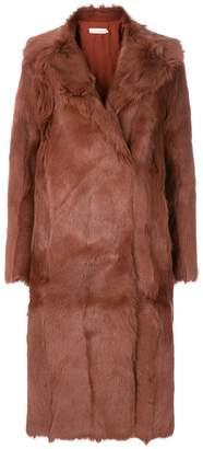 Tory Burch Anya midi coat