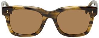 Raen Tortoiseshell Gilman Sunglasses