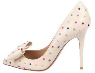 Valentino Rockstud Ankle Strap Sandals w/ Tags
