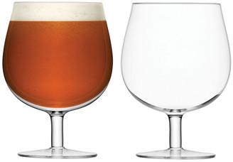 LSA International Bar Craft Beer Glass - Set of 2