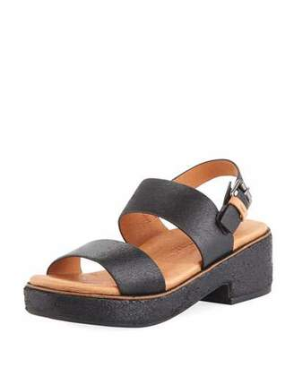 Gentle Souls Talia Comfort Platform Sandal