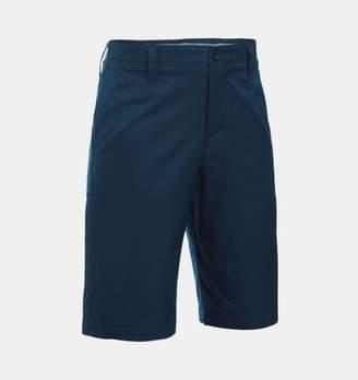 Under Armour Boys' UA Match Play Shorts