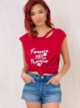 Somedays Lovin Forever Her Paradise Tank Top