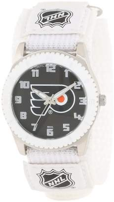 "Game Time Unisex NHL-ROW-PHI""Rookie White"" Watch -"