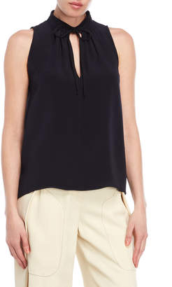Derek Lam Sonia Sleeveless Blouse