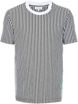 CK Calvin Klein striped T-shirt