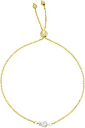 Ila Leola 14K Gold and Diamond Bracelet