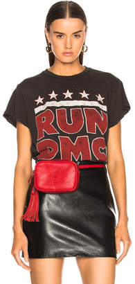 Madeworn Run D.M.C. Graphic Tee