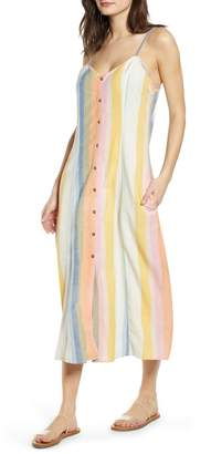 Billabong Lucky Us Midi Dress