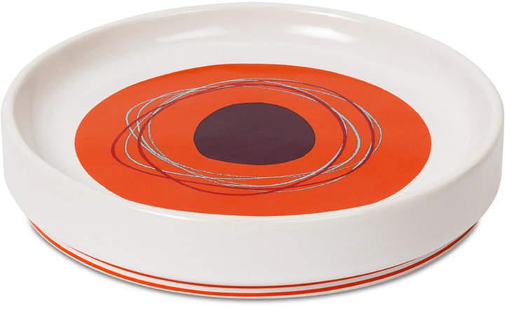 Dot Swirl Soap Dish Bedding