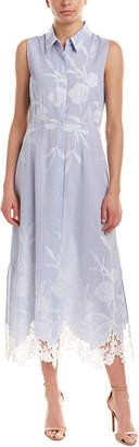T Tahari Maxi Dress