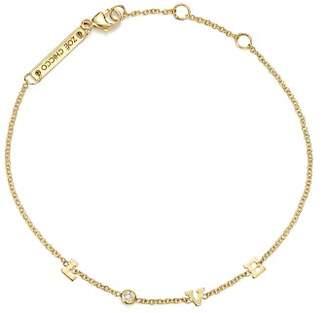 Tiny Love Zoë Chicco 14K Yellow Gold Diamond Bracelet