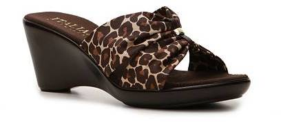 Italian Shoemakers Blanca Wedge Sandal