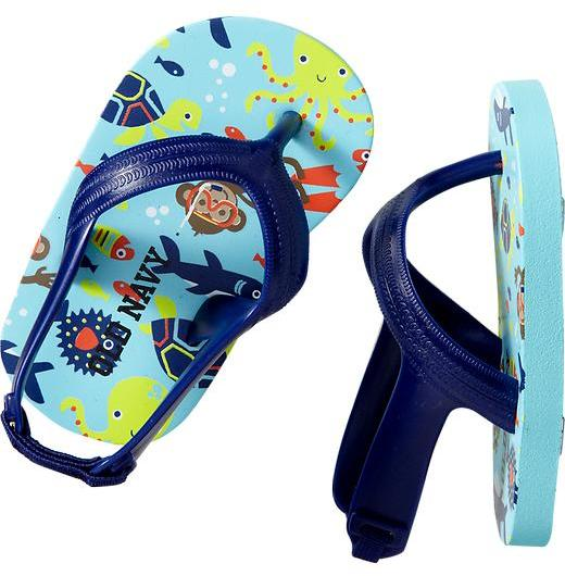 Old Navy Flip-Flops for Baby