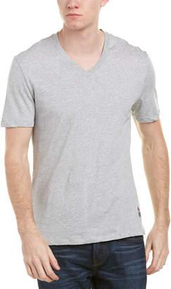 Psycho Bunny Pack Of 3 V-Neck T-Shirts